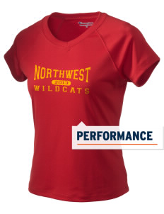 Northwest 6th Grade Center Wildcats Champion Women's Wicking T-Shirt