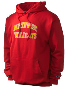 Northwest 6th Grade Center Wildcats Champion Men's Hooded Sweatshirt