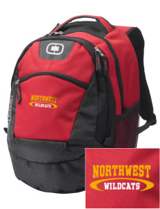 Northwest 6th Grade Center Wildcats Embroidered OGIO Rogue Backpack
