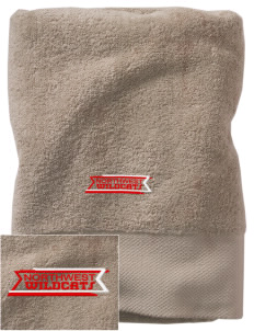 Northwest 6th Grade Center Wildcats Embroidered Zero Twist Resort Towel