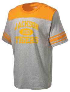 Jackson Elementary School Tigers Holloway Men's Champ T-Shirt