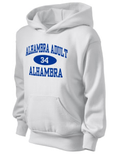 Alhambra Adult School Alhambra Kid's Hooded Sweatshirt