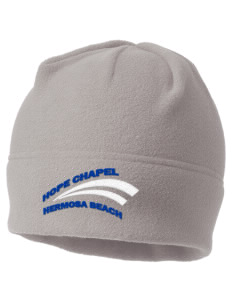 Hope Chapel Academy Hermosa Beach Embroidered Fleece Beanie