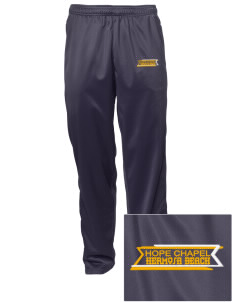 Hope Chapel Academy Hermosa Beach Embroidered Men's Tricot Track Pants