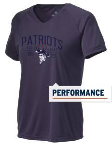 Oxford Academy Patriots Holloway Women's Zoom Performance T-Shirt