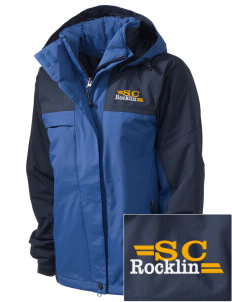Sierra Christian School Rocklin  Embroidered Women's Nootka Jacket