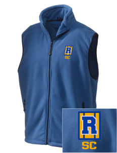 Sierra Christian School Rocklin Embroidered Unisex Wintercept Fleece Vest