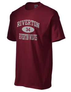 Riverton Elementary School Riverton Wolves Men's Essential T-Shirt