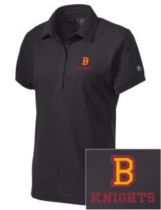 Bridgeport Elementary School Knights Embroidered OGIO Women's Jewel Polo