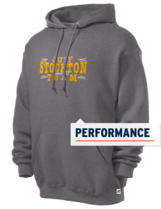 James Urbani Institute For Language Dev Stockton Russell Men's Dri-Power Hooded Sweatshirt