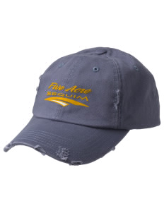 Five Acre School Sequim Embroidered Distressed Cap