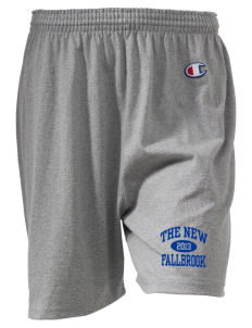 "The New School Fallbrook  Champion Women's Gym Shorts, 6"" Inseam"