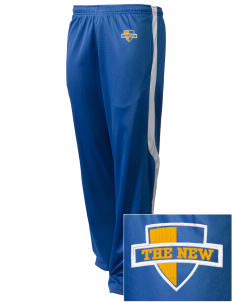 The New School Fallbrook Embroidered Holloway Men's Tricotex Warm Up Pants