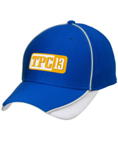 Tierra Pacifica Charter School Santa Cruz Embroidered New Era Contrast Piped Performance Cap