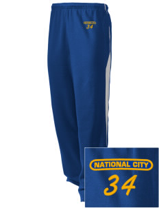 Integrity Charter School National City Embroidered Holloway Men's Pivot Warm Up Pants