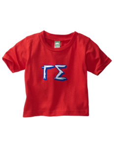 Gamma Sigma Toddler T-Shirt