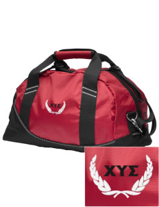 Chi Upsilon Sigma Embroidered OGIO Half Dome Duffel