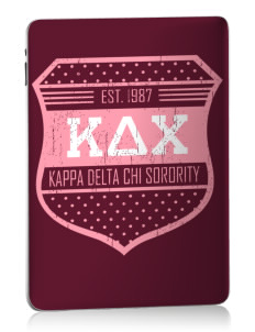 Kappa Delta Chi Apple iPad Skin