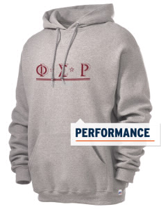 Phi Sigma Rho Russell Men's Dri-Power Hooded Sweatshirt