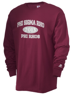Phi Sigma Rho  Russell Men's Long Sleeve T-Shirt