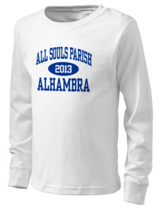All Souls Parish Alhambra  Kid's Long Sleeve T-Shirt
