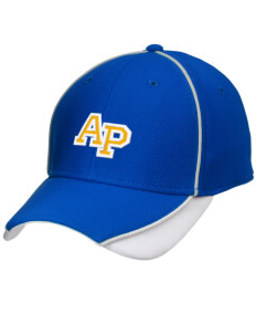 Ascension Parish Baltimore Embroidered New Era Contrast Piped Performance Cap