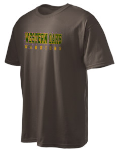 Western Oaks Elementary School Warriors Ultra Cotton T-Shirt