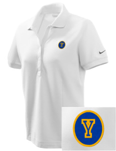 Christ The King Parish Yonkers Embroidered Nike Women's Pique Golf Polo