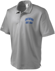 Cure of Ars Parish Leawood adidas Men's ClimaLite Athletic Polo
