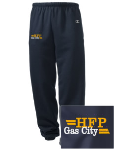 Holy Family Parish Gas City Embroidered Champion Men's Sweatpants