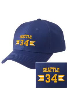 Holy Family Parish Seattle  Embroidered New Era Adjustable Structured Cap