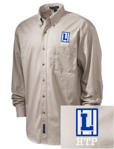 Holy Trinity Parish Ligonier Embroidered Men's Twill Shirt