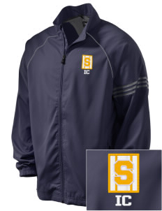 Immaculate Conception Sulphur Embroidered adidas Men's ClimaProof Jacket