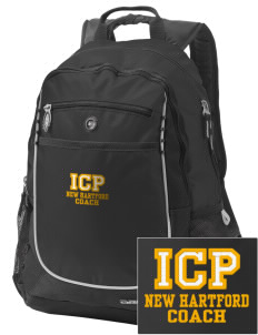 Immaculate Conception Parish New Hartford Embroidered OGIO Carbon Backpack