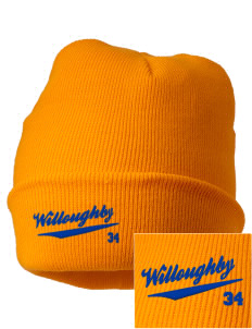 Immaculate Conception Parish Willoughby Embroidered Knit Cap