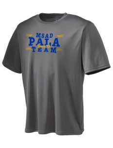 Mission San Antonio de Pala Pala Champion Men's Wicking T-Shirt