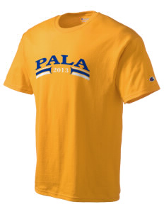 Mission San Antonio de Pala Pala Champion Men's Tagless T-Shirt