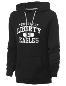 Liberty Elementary School Eagles Women's Core Fleece Hooded Sweatshirt