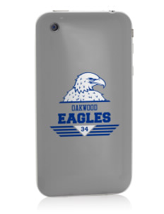 Oakwood Elementary School Eagles Apple iPhone 3G/ 3GS Skin