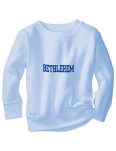 Our Lady of Pompeii Parish (1902) (Itali Bethlehem Toddler Crewneck Sweatshirt