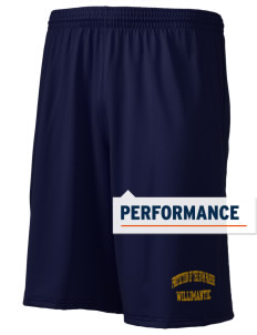 "Protection of The BVM Parish Willimantic Holloway Men's Performance Shorts, 9"" Inseam"