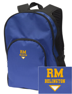 Resurrection Mission Belington Embroidered Value Backpack