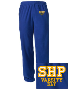 Sacred Heart Parish Ely Embroidered Holloway Men's Flash Warmup Pants