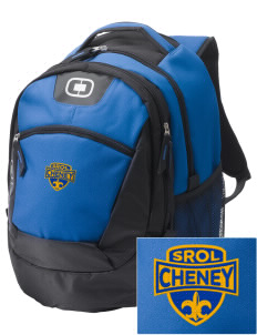 Saint Rose of Lima Cheney Embroidered OGIO Rogue Backpack