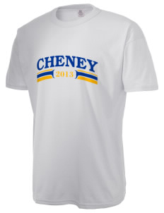 Saint Rose of Lima Cheney  Russell Men's NuBlend T-Shirt