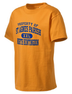 St Agnes Parish North Huntingdon Kid's Essential T-Shirt