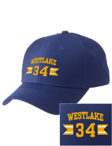 St Bernadette Church Westlake  Embroidered New Era Adjustable Structured Cap