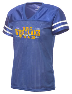 St Bernadette Church Westlake Holloway Women's Fame Replica Jersey