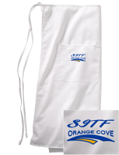 St Isadore The Farmer Parish Orange Cove Embroidered Full Bistro Bib Apron