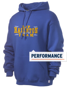 St Joseph Parish Hazleton Russell Men's Dri-Power Hooded Sweatshirt